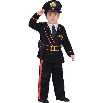 Vestito Carabiniere Bambino.Ciao Maresciallo Carabiniere Costume Bambino Taglia 3 4 Anni Nero Amazon It Giochi E Giocattoli