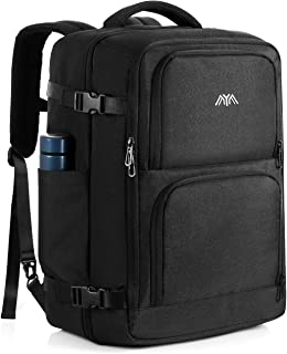 Bagaż podręczny plecak podróżny, plecak męski, plecak trekkingowy 40 litrów, duży plecak podróżny z uchwytem do noszenia i...