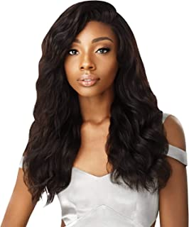 Outre MyTresses Black Label Premium 100% Unprocessed Human Hair Vixen 360 PLUS Hand-Tied 13X6 Lace Wig LOOSE BODY (NBRN)