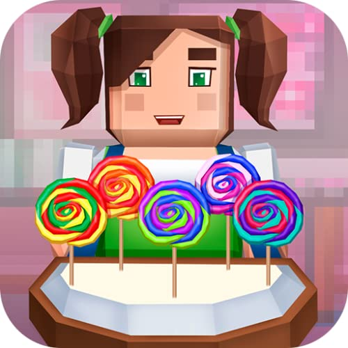 Lollipop Sweet Candy Cooking Simulator: Restaurant Mania Cooking Dash | Candy Sweets Making Game