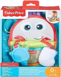 Fisher-Price - Espejo de actividades para monstruos
