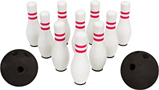 Trademark Innovations Foam Bowling Set
