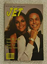 Jayne Kennedy & Leon Kennedy Answer Critics about Their Sizzling Photos - Jet Magazine - August 20, 1981 - Playboy