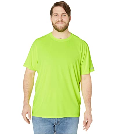 Timberland PRO Big Tall Wicking Good Short Sleeve T-Shirt (Pro Yellow) Men