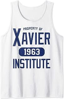 Marvel X-Men Property Of Xavier Institute Tank Top