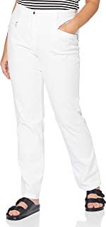 ULLA POPKEN Große Größen Stretchhose Mony Pantaloni Donna