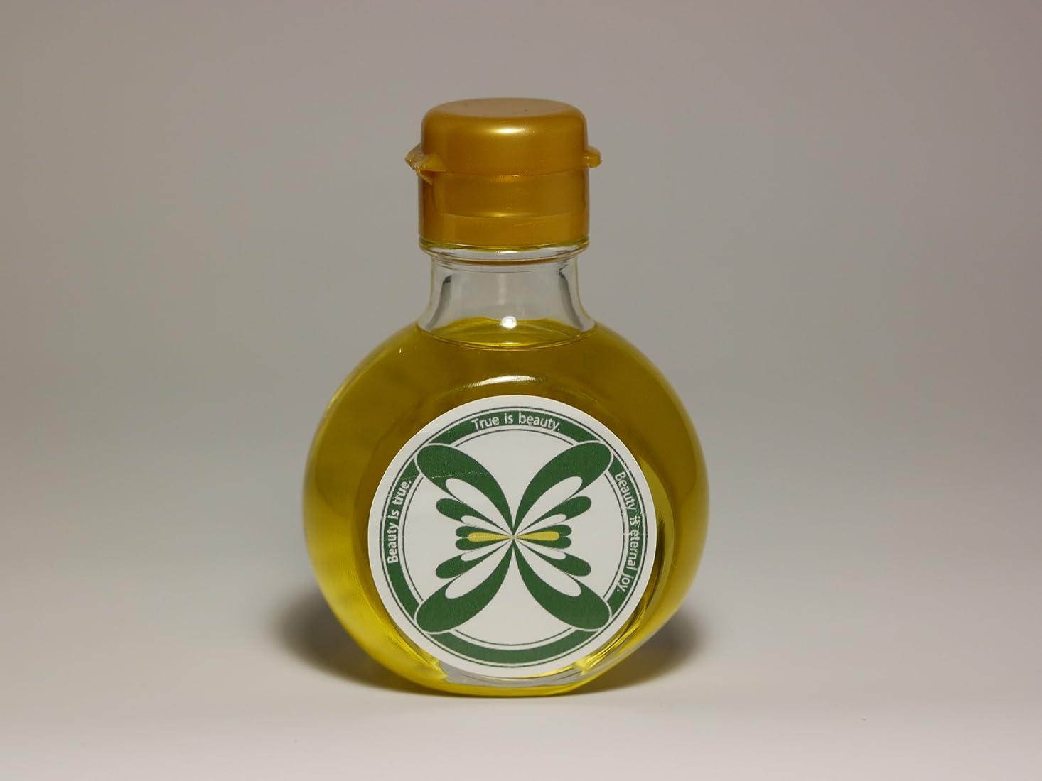 オフポンペイ要塞モリンガゴールドオイル100 100ml 酸化しにくい飽和脂肪酸含有のモリンガオイル100%で、クレンジング(特にアイメイク落し)?保湿?ヘアオイルなど、色々な用途に使えます。