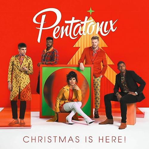 Christmas Is Here.Christmas Is Here By Pentatonix On Amazon Music Amazon Com