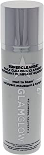 GlamGlow SuperCleanse & Daily Clearing Cleanser, 5.0 Ounce