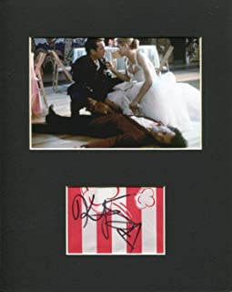 Kristy Swanson Buffy the Vampire Slayer Prom Sexy Signed Autograph Photo Display