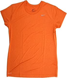 Nike Womens Nike Women's Short Sleeve Performance Tee Shirt Navy Medium NIKE249479-P