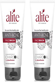 Alite Anti-Acne Facewash for Oil To Normal Skin (Combo 70g)
