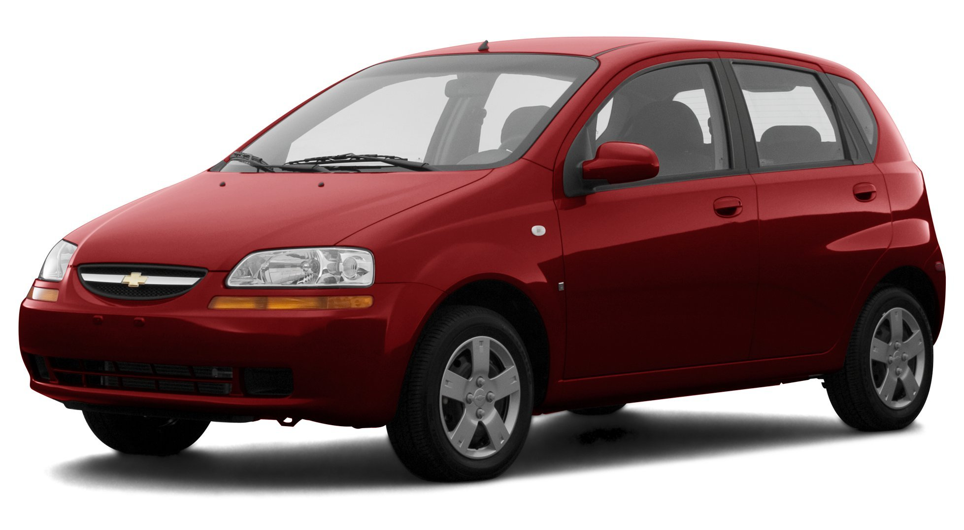 Amazon Com 2007 Chevrolet Aveo Ls Reviews Images And Specs