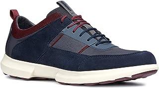 Geox Men's U Traccia B Low-Top Sneakers