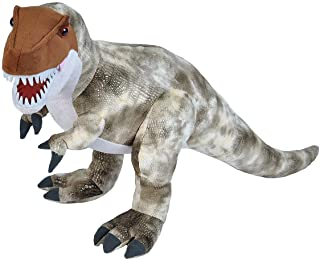 Wild Republic Dinosaurs, T-Rex Plush, Dinosaur Stuffed Animal, Plush Toy, Gifts for Kids, 28""