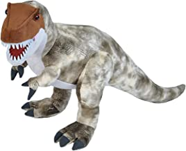 Wild Republic Dinosaurs, T-Rex Plush, Dinosaur Stuffed Animal, Plush Toy, Gifts for Kids, 28