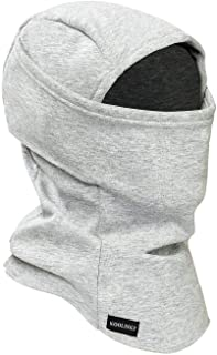 ماسک اسکی Balaclava Cap کلاه گرم و ضد باد پشم گوسفند وجانوران دیگر ، برای زنان آقایان