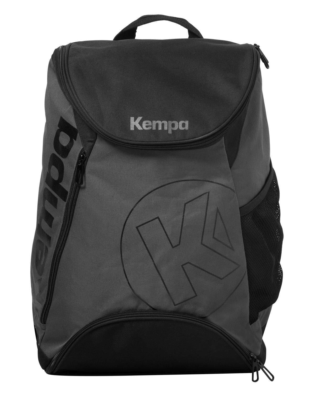 Kempa Backpack Mochila De Deporte con Acolchado Detrás, Unisex Adulto, Negro/Naranja Fluor, NOSIZE: Amazon.es: Deportes y aire libre