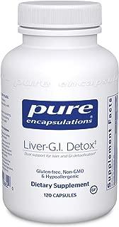 Pure Encapsulations - Liver GI Detox - Helps to Ensure Proper Nutrient Utilization in The Intestine - 120 Capsules