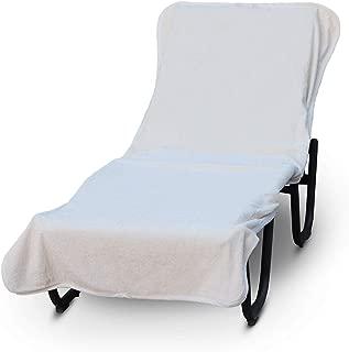 chaise lounge chair brown