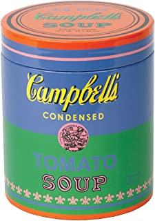 Mudpuppy Warhol Soup Can Green 200 Pc Puzzle