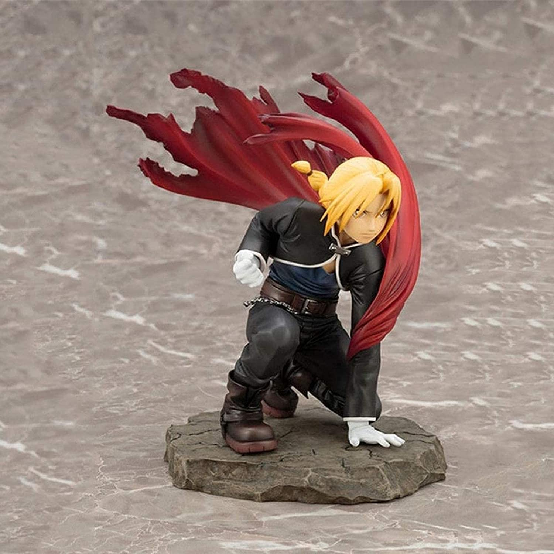 Decoration Anime Figure Action Metal Regular online shopping store Edwar Full Alchemist