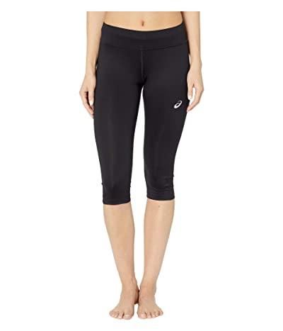 ASICS Run Silver Knee Tights (Performance Black) Women