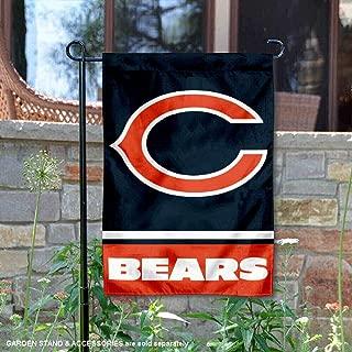 Wincraft Chicago Bears C Logo Double Sided Garden Flag