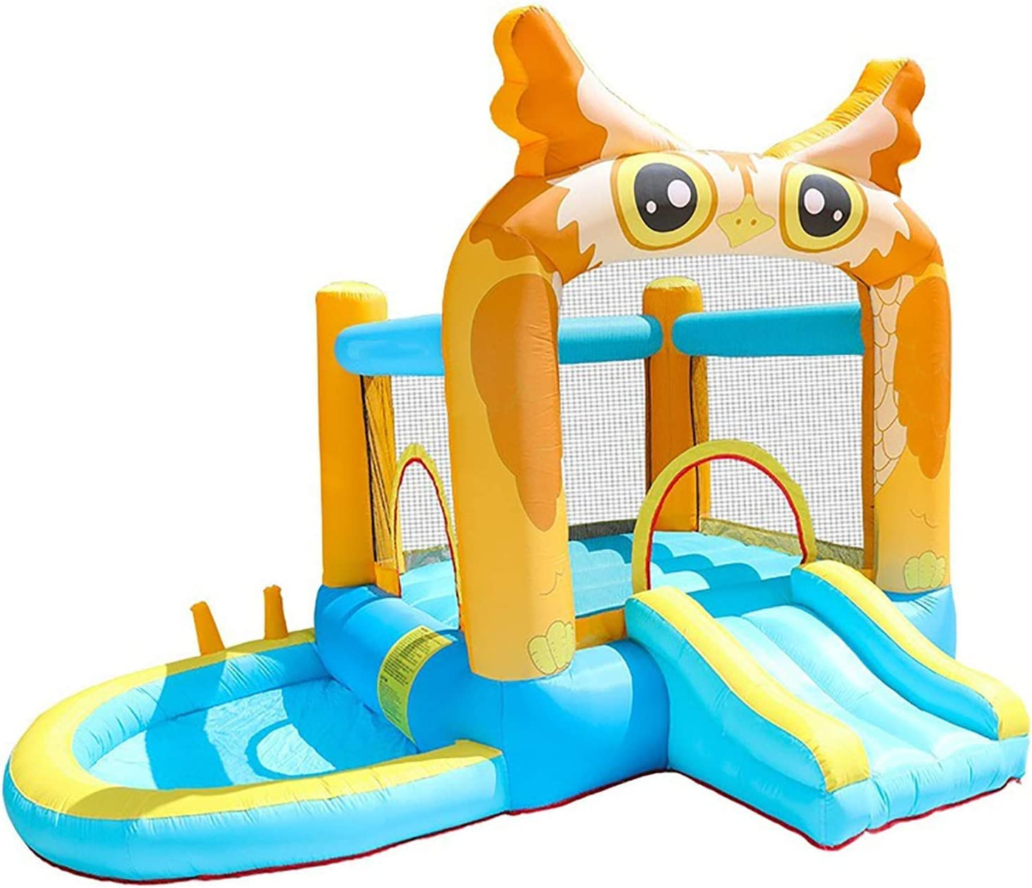 LGLE Inflatable Water Slide Ranking TOP5 for Bouncer Bouncy Ca Kids Children Miami Mall
