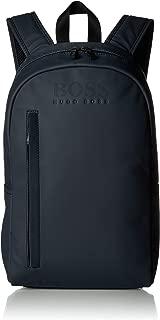 Hugo Boss Men's Hyper_Backpack 100% Polyurethane Back Pack Bags