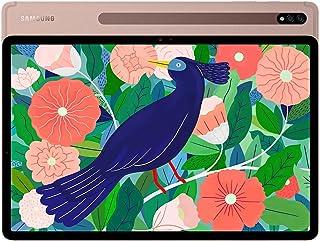 Samsung T970N Galaxy Tab S7+ 256 GB WiFi brąz + Keyboard Cover