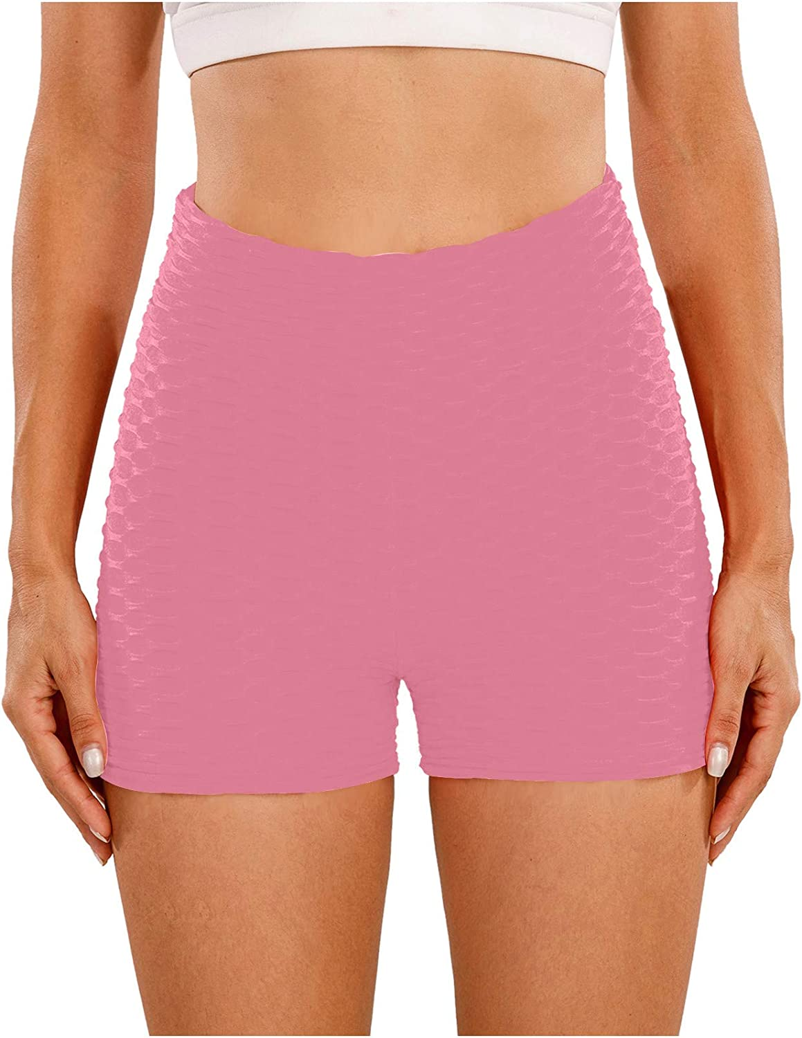 Manufacturer direct delivery Gwewei4df 2PC Yoga Shorts TIK Pants OFFicial mail order Mixing Color Tok