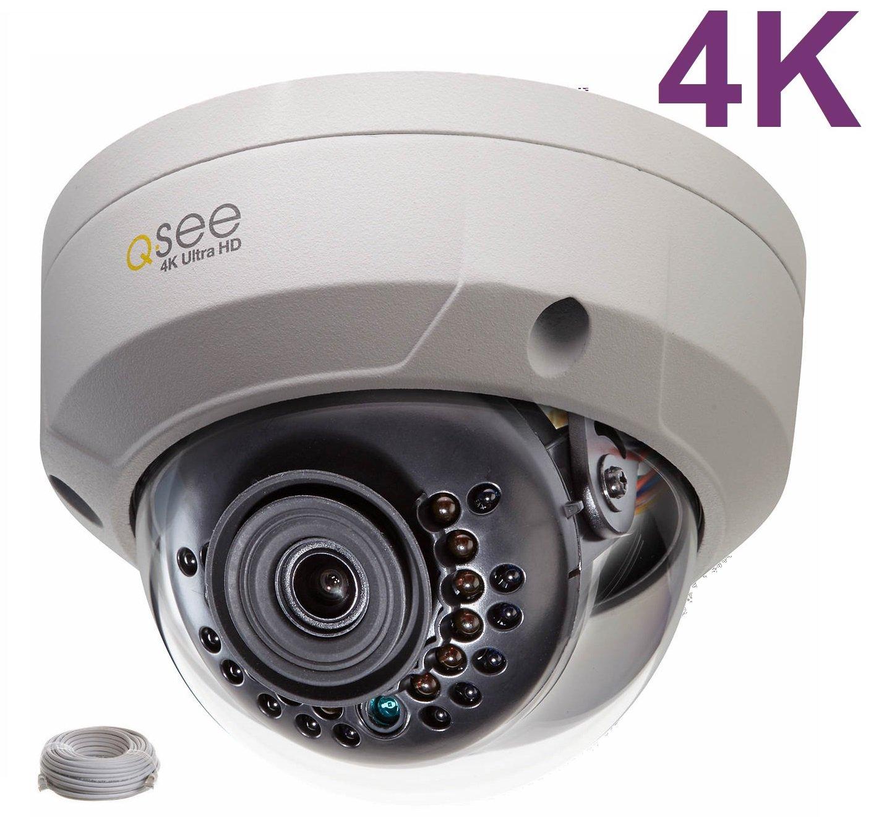 Q See Security Camera Vision QCN8096D