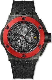Limited Edition Hublot Big Bang Ferrari Unico Carbon Red Ceramic 402.QF.0110.WR
