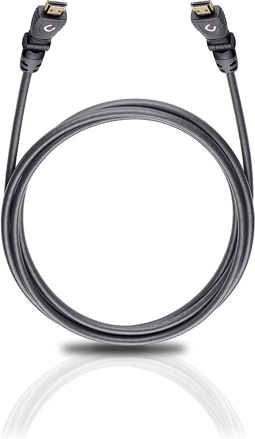 Oehlbach Flex Magic High Speed Ethernet Hdmi Kabel Elektronik