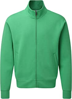 Russell Zip Up Sweatshirt Jacket