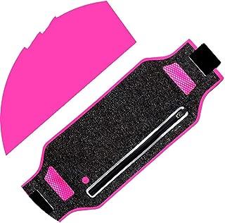 Hip Bum Waist Bag Belt For Men Women Fanny Pack Sac Banana Pouch Bananka Male Female Money Phone Handy Bumbag Waistbag Fannypack,Hot Pink
