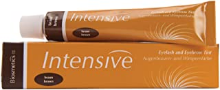 Intensive Lash & Brow Tint, Brown | Trusted Professional Formula | 0.68 Fluid Ounces