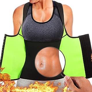 Women Waist Trainer Corset Weight Loss Slimming Neoprene Sauna Sweat Vest Workout Body Shaper Tank Top