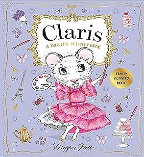 Claris: A Très Chic Activity Book: Claris: The Chicest Mouse in Paris