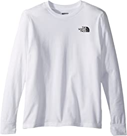 The North Face Kids - Long Sleeve Graphic Tee (Little Kids/Big Kids)