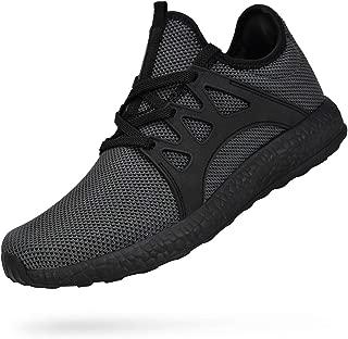 Feetmat Men Sneakers Mesh Lightweight Slip On Tennis Running Gym Walking Shoes