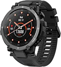 """KOSPET Raptor Smart Watch for Men, 1.3"""" Outdoor Smartwatch with 20 Sports Modes, Ultra Light Fitness Tracker with Rugged B..."""