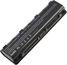 Replacement Battery For Toshiba Satellite C55-A5282 C55-A5285 C55-A5286 C55-A5298 C55-A5300 C55-A5302 C55-A5308 C55-A5309 C55-A5311 C55-A5330 C55-A5332 - 12 Months Warranty