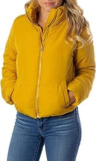 JACQUELINE DE YONG Luxury Fashion Womens 15157522YELLOW Yellow Down Jacket   Fall Winter 19
