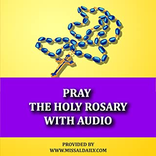 Pray Holy Rosary with Audio Offline (Free App)