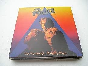 POLICE Zenyatta Mondatta LP 1980 [Vinyl] Unknown