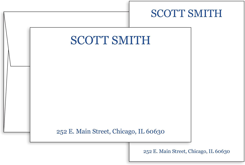 5 x 7 Flat Pie Note Card