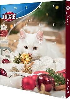 Trixie 9269 adventskalender för katter, 30 × 34 × 3,5 cm