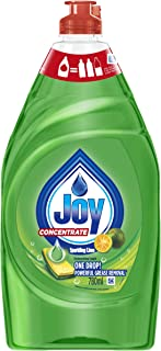 Joy Concentrated DishwashingLiquid, Sparkling Lime, 800ml